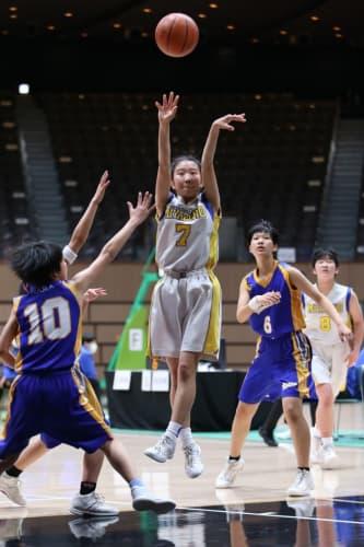 231広島[宮園ミニバスケットボールクラブ]vs奈良[都跡ミニバスケットボールスクール]00006